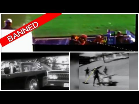 JFK TRUTH - The Mob CIA and the 8 paid ASSASINS