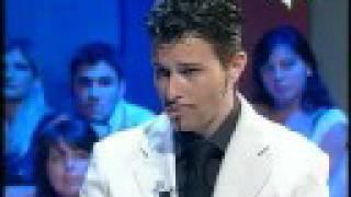 Drag King Italia @ RAI - Interview On Italian National State Television! Julius Kaiser Drag King