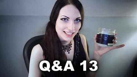 Q&A 13 + Weird Messages (July, 2015 - August, 2015)