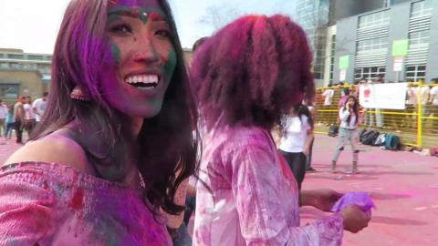 Holi 2019 (Festival of Colours)