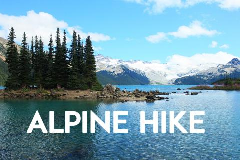 HIKE TO GARIBALDI LAKE