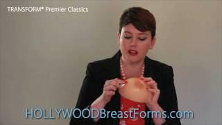 TRANSFORM® Premier Classic Breast Forms