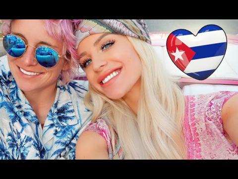 1 YEAR ANNIVERSARY SURPRISE IN CUBA! | Gigi