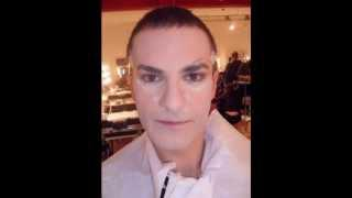 DRAG QUEEN Make Up Transformation - Smeraldo Conteverde
