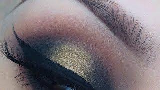 Dark Holiday Inspired Makeup Tutorial