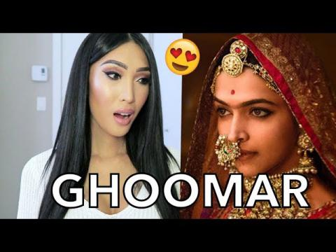 GHOOMAR SONG - CANADIAN REACTS!