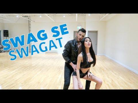 SWAG SE SWAGAT | Tiger Zinda Hai