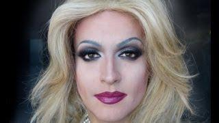 Makeup Transformation From Man To Woman!