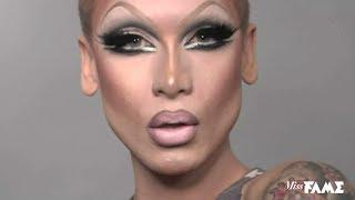 Miss Fame Drag Makeup Tutorial I