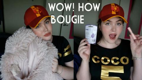 The Bad And Boujee Haul! Faux Fur Coat, New Drugstore Makeup + FOTD!