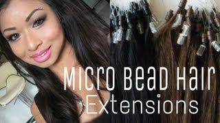 EBAY Micro Bead Remy Hair Extensions