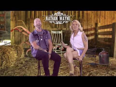 Off The Cuff with JoLynn Harrison with special guest singer/songwriter & drummer Nathan Wayne
