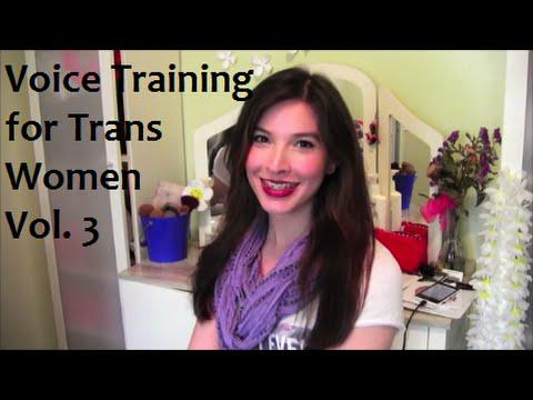Voice Training For Trans Women Vol. 3 - Our Trans Journey