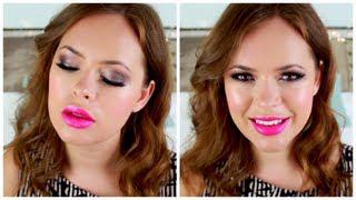 Perrie Edwards Makeup Tutorial: One Direction Girlfriend Series!