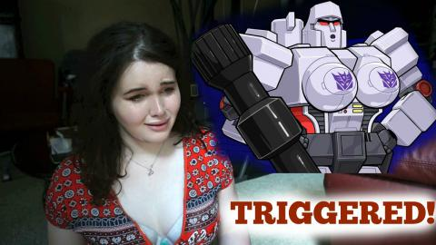 A Transgender Person Reacts to TRANSformers!
