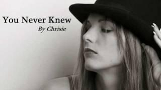 You Never Knew.wmv