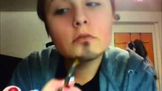 Drag King Makeup: Becoming Alexander Lust