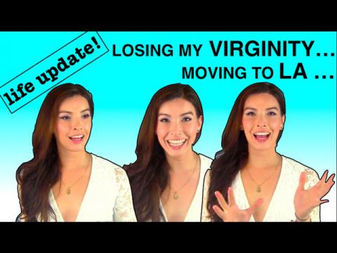 LIFE UPDATE!: LOSING MY VIRGINITY, MOVING TO LA AND QUITTING MY JOB | Caroland