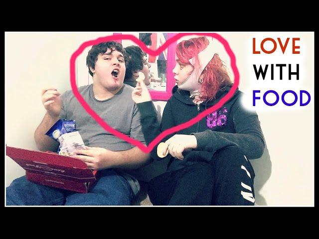 Love, Food, And my Boyfriend! :) Eating For a Good Cause!!| Raiden Quinn