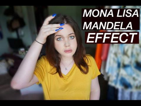 THE MANDELA EFFECT - MONA LISA - Wtf!!!