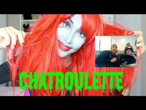 Scaring People On Chatroulette?