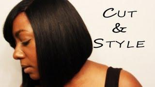 Live Hair! Bob Cut&Style (How To Cut A Bob EASY)