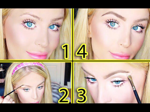MY EYEBROW ROUTINE | Gigi