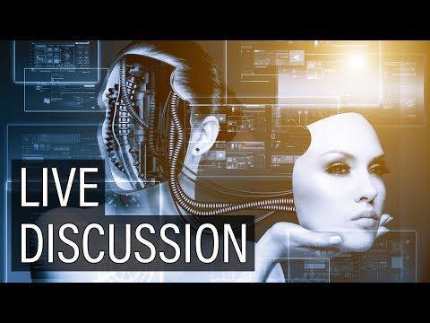 LIVE DISCUSSION - Transhumanism