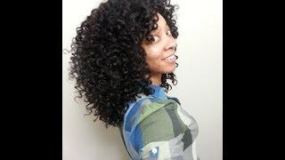 How To: Cut&Shape Curly Hair