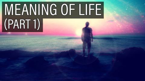 Why Humans Exist - The Meaning of Life (part 1)