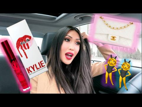 Car Vlog: FRIENDSHIPS & New Chanel Purse!