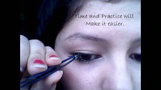 How To: Applying Single False Lashes