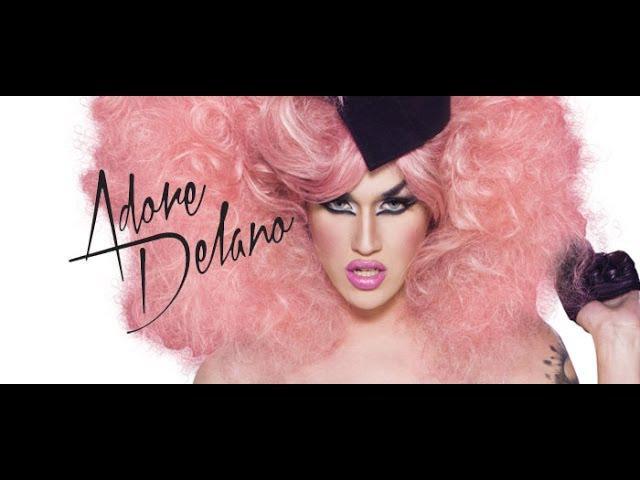 Shout Out Adore Delano Top 3 of Rupauls Drag Race Season 6