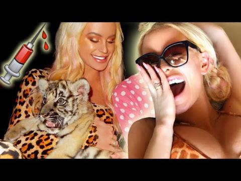 NEW TATTOOS & BABY TIGERS | Gigi