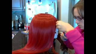 Kairi Wig Styling