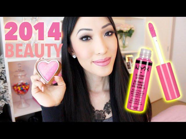Beauty Favourites From 2014