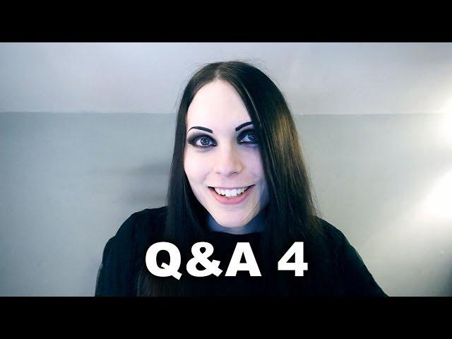 Q&A 4 + Weird Messages (January, 2014 - February, 2014)