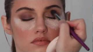10 Minute Smoky Eye Make Up Tutorial Video With Robert Jones