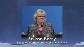 Selisse Berry - Introduction From 2011 Out&Equal Workplace Summit