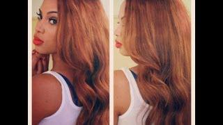 How To Color  Your Hair  Extensions DIY
