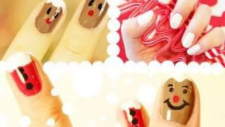 4 Cute Holiday Nail Polish Designs