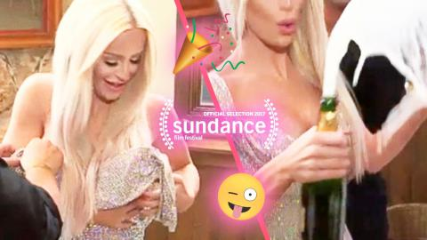 THE MILLION DOLLAR DRESS & SUNDANCE 2017 | Gigi