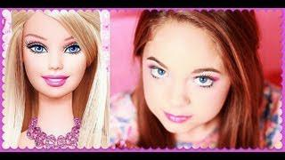 Barbie Makeup Tutorial♥