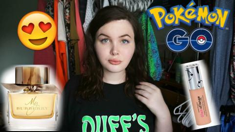 Radom Haul: NEW Drugstore Foundation - Burberry - Pokemon GO - Looxie Beauty