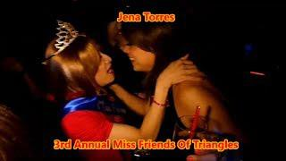 3rd Annual Miss Friends Of Triangles 2013