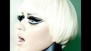 Katy Perry For Italian Vogue  INSPIRED LOOK Drag Queen Makeup!! Fast Tutorial!